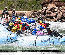 The time to book a 2013 summer Grand Canyon rafting trip is now. // © 2012 Arizona River Runners