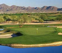 Golf packages include discounted rates to play at Scottsdale's top courses, including the TCP Scottsdale Stadium golf course. // © 2012 TCP Scottsdale