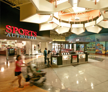 Shoppers at Arizona Mills can earn spring training game tickets for California baseball teams. // © 2013 Arizona Mills