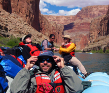 Rafting in the Grand Canyon // © 2011 Grand Canyon Whitewater