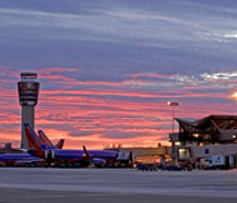 Phoenix Sky Harbor International Airport has completed its North Runway Project. // © 2012  Phoenix Sky Harbor International Airport