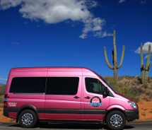 Pink Jeep Tours to Sedona and Grand Canyon now depart from Scottsdale. // (c) 2012 Pink Jeep Tours