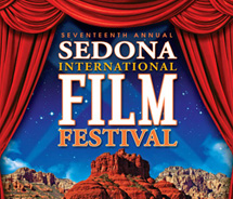 This year's flyer // (c) 2011 Sedona International Film Festival