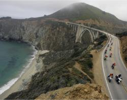 Big Sur Re Opens // (c) 2008, Tony Avelar, Associated Press