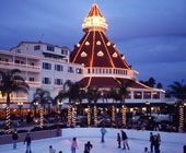 Hotel del Coronado Celebrates the Holiday Season // (c) 2009