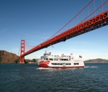 Red and White Fleet is offering specialty cruises during San Francisco's Fleet Week this October. // © 2010 Red and White Fleet