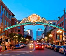 This fall, the Gaslamp Quarter's annual festival is Nov. 6. // c 2011 John Bahu/ San Diego Convention & Visitors Bureau