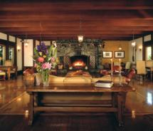 Napa's Harvest Inn is offering an unplugged slumber party package. // © 2011 Harvest Inn