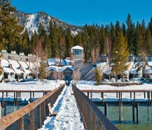 Aston Lakeland Village, in Lake Tahoe, is offering special rates for families and groups this winter. // c 2013 Aston Hotels & Resorts