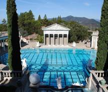 Hearst Castle // © 2011 Janeen Christoff