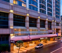 The Hilton San Francisco Union Square just finished a major redo. // (c) 2012 Hilton Hotels & Resorts