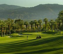 JW Marriott Desert Springs Resort and Spa has renovated its golf offerings. // c 2012 Marriott International