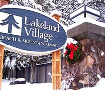 Aston Lakeland Village is offering a Ski More and Save More package this winter. // © 2010 Aston Hotels & Resorts