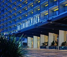 <div>The Hyatt Regency Century Plaza // (c) 2012 Hyatt Corporation</div><div><br /></div>