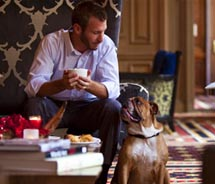 Kimpton's pet-friendly Sir Francis Drake hotel was one of 10 Kimpton hotels in San Francisco to receive Green Seal Silver certification. // © 2010...