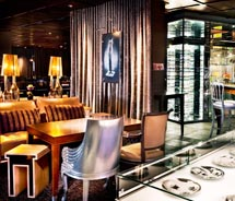 The Bazaar at the SLS Hotel at Beverly Hills is one of hundreds of participating restaurants and hotels in the upcoming DineLA week events. // © 2010...