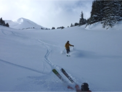 Powder Skiing in Winter Park // (c) 2010