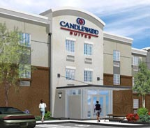 Candlewood Suites in Grand Junction, Colo. // © 2012 Candlewood Suites