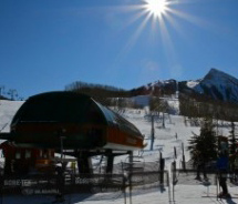 Spring Skiing at Crested Butte // © 2012 Crested Butte Mountain Resort