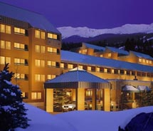 The Great Divide Lodge will become a Doubletree by Hilton // © 2011 The Great Divide Lodge