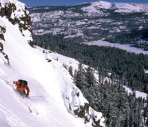 Vail Resorts has acquired Kirkwood Mountain Resort in Lake Tahoe. // © Kirkwood Mountain Resort