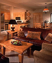 Luxury cabins // (c) 2009 Mountain Lodge at Telluride