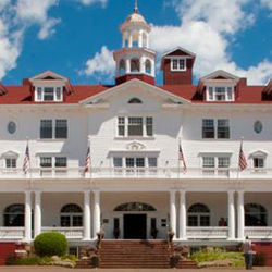The Stanley Hotel underwent a major renovation. // © 2013