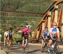 Tour de Steamboat takes place on July 21. // © 2012 Tour de Steamboat