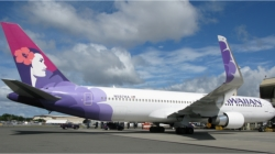 Hawaiian Air Goes Green With Winglets // (c) Hawaiian Air 2009