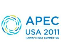Asia Pacific Economic Cooperation summit logo // (c) 2010 Hawaii Tourism<br /> Authority