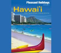 Pleasant Holidays Launches Hawaii Summer Sale // © 2011 Pleasant Holidays