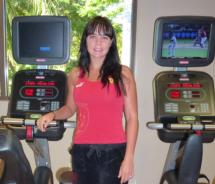 The Alii Athletic Club is adding fitness classes three mornings each week with in-house trainer Morgan Farnsworth // (c) 2011 Kaanapali Alii
