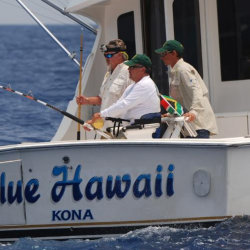 The iconic Hawaiian International Billfish Tournament (HIBT) kicks off on Aug. 3, 2013 // (c) 2012 Hawaii International Billfish Tournament