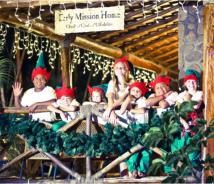 PCC turns into a Pacific island wonderland // (c) 2012 Polynesian Cultural Center
