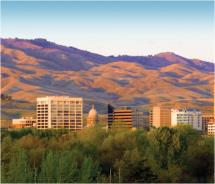 The Go West Summit tradeshow will be head in Boise. // © 2011 Boise Convention & Visitors Bureau