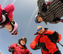 Beginners can learn to ski or ride with Silver Mountain's LSSM package. // (c) 2012 Silver Mountain Resort