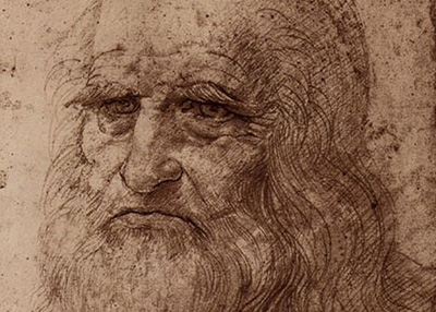 Clients can learn about Leonardo da Vinci at the Museum of Idaho. // © 2010 Museum of Idaho