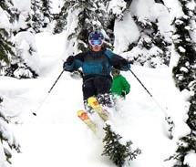 Whitefish Resort offers deals for Montana ski vacations this season. // c 2011 Whitefish Mountain Resort