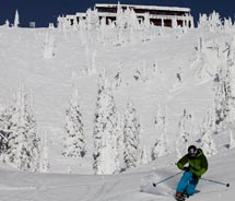 <div>Recent storms have brought plenty of snow to Whitefish Mountain Resort. // (c) 2012 Big Dave/Whitefish Mountain Resort</div><div><br /></div>