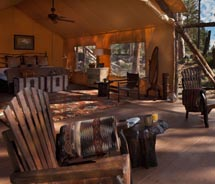 <div>The Moonlight Camp at The Resort at Paw's Up takes Montana luxury camping to another level. // (c) 2012 The Resort at Paw's Up</div><div><br...