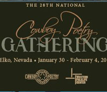 National Cowboy Poetry Gathering // © 2012 Western Folklife Center