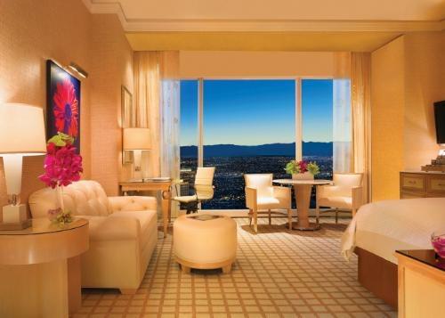 Wynn las vegas unveils newly renovated rooms travelage west for Wynn design and development las vegas