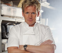 Gordon Ramsay // © 2012 Paris Las Vegas