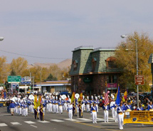 Nevada Day Parade takes place on Carson Street. // © 2011 Carson City Convention and Visitors Bureau
