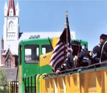 Virginia & Truckee Railroad (V&T) has launched its 2012 summer season // (c) 2012 Virgina & Truckee Railroad