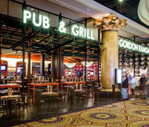 Gordon Ramsay Pub & Grill at Caesars Palace // © 2012 Gordon Ramsay