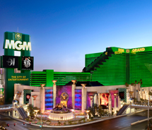 MGM Grand Hotel & Casino will now be part of Food & Wine All-Star Weekend // © 2012 MGM Grand Hotel & Casino