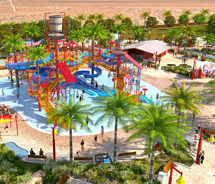 Wet 'n' Wild will open in May. // © 2012 Wet 'n' Wild