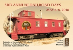 Railroad Days // (c) Las Cruces Railroad Museum
