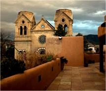 Visitors to Santa Fe can utilize a new city guide to help them explore the city. // © 2011 Santa Fe Creative Tourism